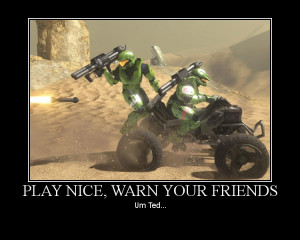 halo motivational posters halo motivational posters