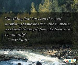 Theatrical Quotes