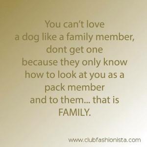 dogs #love #family #QOTD #quotes #quote