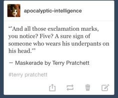Exclamation Point Quotes