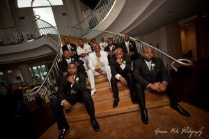 Nina & Elzie | African American Museum of Art Wedding | Dallas, TX