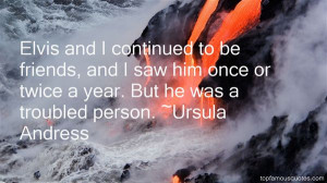 Ursula Andress quotes: top famous quotes and sayings from Ursula ...