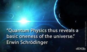 quantum physics Erwin Schrodinger