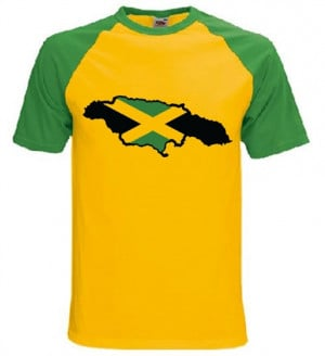 jamaican flag t shirts