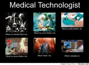 medical technologist