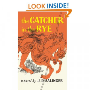 detailed description of The Catcher in the Rye characters and their ...
