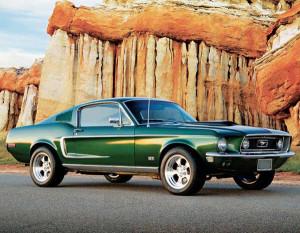 Classic Cars 2015 Calendar
