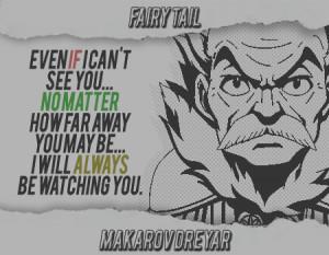 Fairy Tail Quotes Gray Fairy tail quotes gray fairy