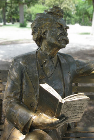 Mark Twain Quotations, Newspaper Collections, &
