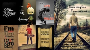 Download 320x480 Signs & Sayings Wallpapers Pack
