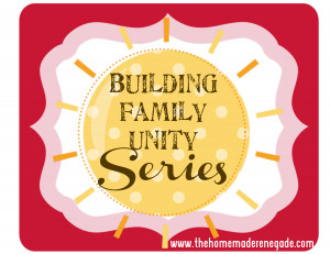 Bible Verses About Family Unity Building family unity series: