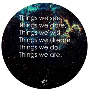 Related Pictures galaxy girl love quote