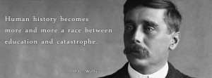 wells quotations sayings famous quotes of h g wells