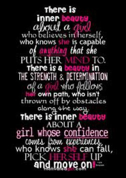 Inner Beauty Quotes and Sayings
