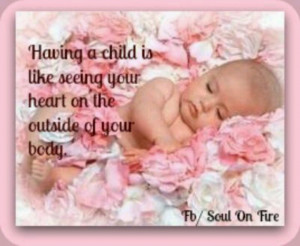 Having a child