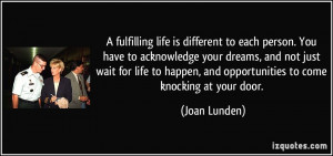 More Joan Lunden Quotes
