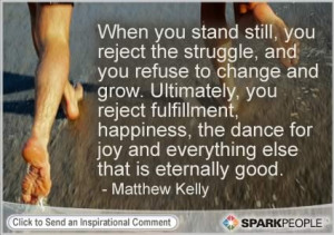 Motivational Quote by Matthew Kelly