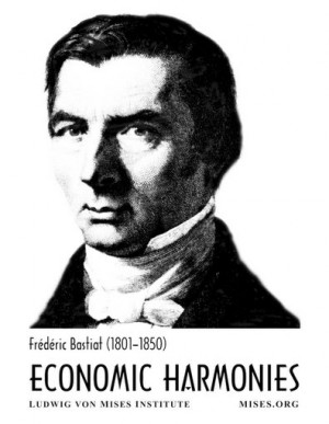 "... his person, his liberty, and his property."" -Frédéric Bastiat"