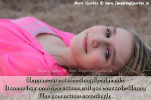 Happiness Quotes, Sayings about Being Happy, Best Happiness Quote ...