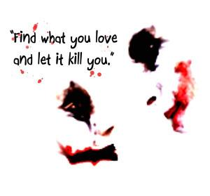Mad Love Quote digital Art Print