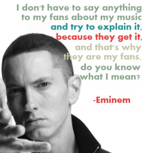 Read the best Eminem quotes about life . Famous Quotes by Eminem ...
