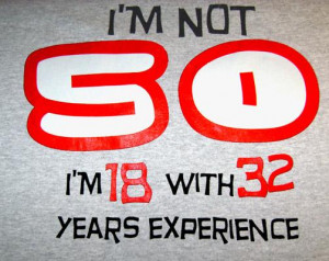 50Th Birthday Quotes & Poems