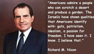 Richard m nixon famous quotes 5