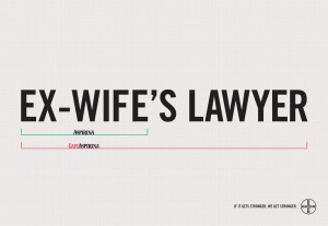 Bayer Aspirin & Cafiaspirin : Ex-Wife's Lawyer, Boss's jokes ...