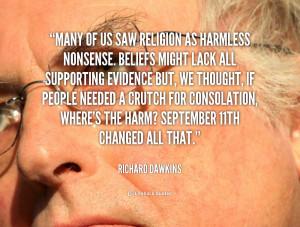 Richard Dawkins Quotes On Religion