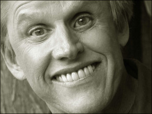 -the-top and over-the-hill actor Gary Busey has endorsed Donald Trump ...