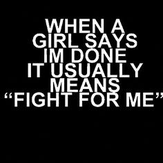 fight just to keep me fight to keep the relationship strong and ...