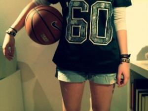 bad girl, basketball, fashion, life, sports, teenage girl basketball