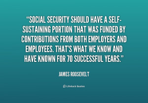 Social Security not only helps Americans enjoy a secure retirement, it ...