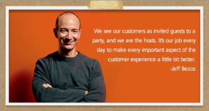 Jeff Bezos Leadership Principles