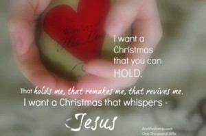 FREE ~ Family Christmas Devotional with Ornaments