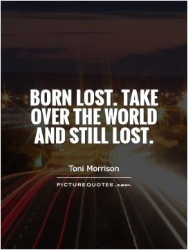 Lost myself somewhere. Please return if found.