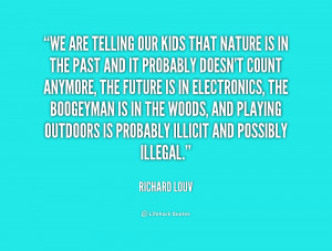 a life of the senses louv Join us for a talk by richard louv, journalist and author of nine books including last child in the woods: saving our children from nature-deficit disorder richard will argue that the more high .