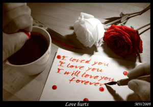 Love Hurts :: love hurts quotes ::