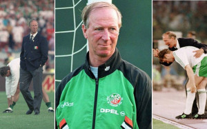 Jack Charlton 30 great quotes about Ireland and the Irish