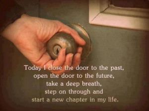 new chapter.....