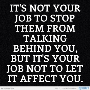 To All The Two Faced People