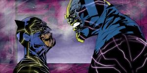 Batman Darkseid Johnyblazzze