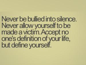 20+ Anti Bullying Quotes