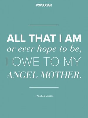 Pinnable Quotes About Mom For Mother's Day