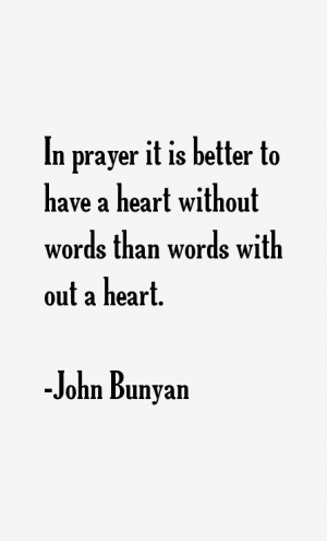 John Bunyan Quotes & Sayings