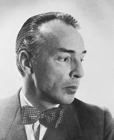 George Balanchine. Courtesy of the Library of Congress.