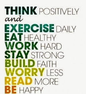 This quote sums it up. These are my goals and I'm determined to make ...