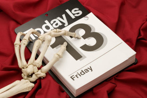 Friday the 13th – a day which brings with it superstition, freaky ...