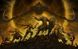 Diablo 3 Barbarian Gear