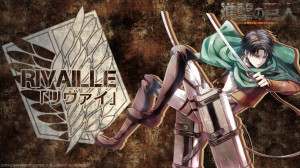 Levi 'Rivaille' (Shingeki no Kyojin) Levi